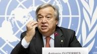 واکنش دبیرکل سازمان ملل به حوادث اخیر ایران