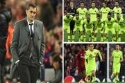 چرا بارسلونا شکست خورد؟/ اشتباهات متوالی و متعدد والورده