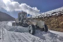 بیش از چهار هزار کیلومتر باند از جاده های استان مرکزی برف روبی شد  راه های اصلی باز است