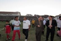 تاکید فرماندار آستارا بر تکمیل پروژههای عمرانی ورزش و جوانان