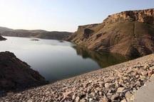 حجم ذخیره آب سد فاروج به 550 متر مکعب رسید