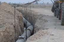 95 کیلومتر شبکه آب روستایی هرمزگان بازسازی شد
