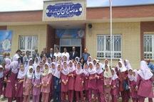 سه مدرسه «پویش ایران من» در کرمانشاه افتتاح شد