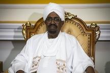 بازجویی از رئیس جمهور مخلوع سودان به اتهام پولشویی و حمایت از تروریسم