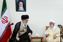 موافقت رهبر معظم انقلاب با کنارهگیری آیت الله جنتی از امامت جمعه تهران