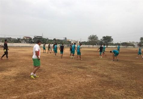 تمرین تیم ملی امید در غیاب 8 بازیکن