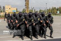برگزاری یادواره 54 شهید یگان ویژه فارس در شیراز