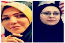 برای نخستین بار در البرز دو زن معاون فرماندار شدند