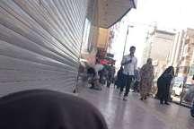 جولان متکدیان پاکستانی در بندرعباس