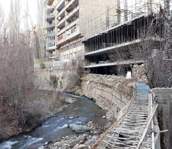 ساخت و سازهای غیرمجاز در حریم رودخانههای یزد تخریب خواهد شد