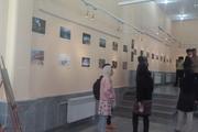 نمایشگاه عکس گروهی در شهربابک 'گشایش یافت