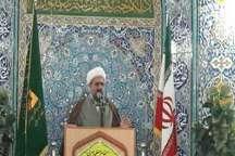 امام جمعه میامی: انتخابات مظهر اقتدار و مردم سالاری دینی ملت است