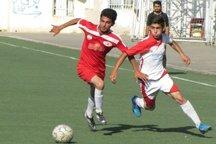 اردوی تیم ملی فوتبال زیر 13 سال در اندیمشک برگزار شد