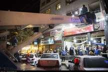جمع آوری ریسه های نوری برق در شیراز مصرف را 30 درصد کاهش داد
