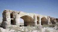 طولانیترین پل ایران سر از خاک بیرون آورد! +تصاویر