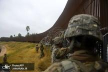 استقرار 4 هزار نظامی دیگر آمریکا در مرز مکزیک: «تامین امنیت» یا «بهره برداری سیاسی»