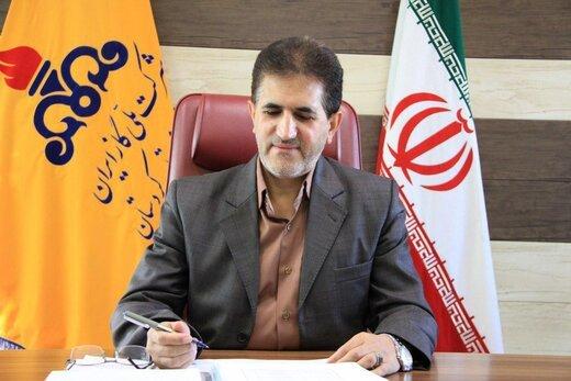 جمع آوری شماره تلفن ۸۰ درصد مشترکین گاز استان کردستان برای حذف قبوض کاغذی