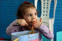 کمیته امداد مازندران حدود 7.5 میلیارد ریال برای تغذیه کودکان نیازمند هزینه کرد
