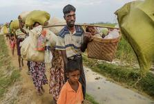 کشته شدن بیش از 25 هزار نفر از مسلمانان میانمار طی یک سال