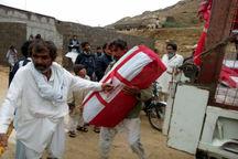 ۶۳ آسیبدیده سیل در سیستان و بلوچستان اسکان داده شدند