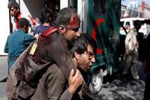 انفجار شدید در محله دیپلماتیک کابل+ (تصاویر+18)