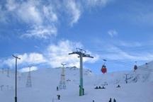 راه اندازی پیست اسکی در اردبیل