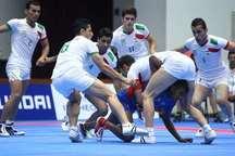 مسابقات بین المللی کبدی خرمشهر در سطح خوبی برگزار شد