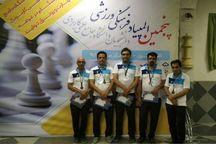 کسب ۲۸ مدال دانشجویان قم در المپیاد ورزشی دانشگاههای کشور