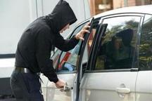 سارقان خودرو در ایلام دستگیر شدند