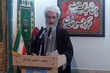 امام جمعه سنندج: دشمن شناسی مهمترین نیاز جامعه اسلامی است