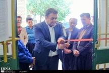 نمایشگاه پیشگیری از اعتیاد در جوانرود برگزار شد