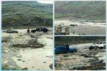 مسیرگشایی ها از خسارت های شدید سیل در آذربایجان شرقی جلوگیری کرد