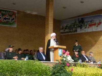 فتح خرمشهر فتح ارزش های اسلامی و اتفاقی بزرگ در دفاع مقدس بود