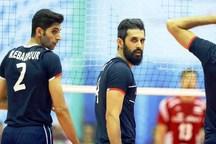 معروف و عبادی پور در جمع برترین های لیگ ملت های والیبال