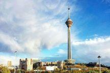 کیفیت هوای تهران با شاخص 83 سالم است