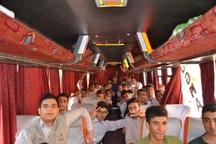اعزام شبانه دانش آموزان با اتوبوس به اردو ممنوع است