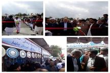 نمایشگاه دستاوردهای انقلاب اسلامی در شهرستان چابهار افتتاح شد