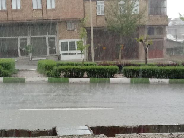 بارش های اخیر آذربایجان غربی خسارت جانی نداشته است