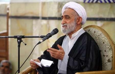 آیت الله استادی: ملت های مظلوم جهان باید یوم الله 15 خرداد را زنده نگه دارند