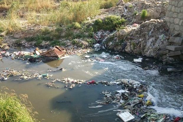 فاضلاب 54 روستا وارد منابع تامین آب شرب کردستان می شود