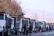 کامیون داران معدن خرانق خواستار رسیدگی به امور صنفی خود شدند