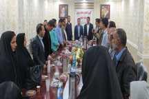 نخستین خانه جوان روستایی کشور در چهارروستایی گناوه افتتاح شد