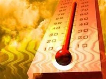 هوای زنجان گرم می شود