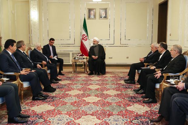 ثبات و امنیت کامل سوریه از اهداف مهم منطقهای ایران است