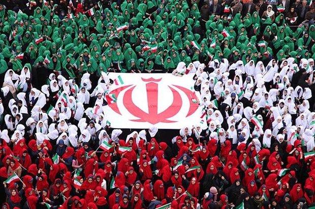 مسیرهای راهپیمایی 22 بهمن در گلستان اعلام شد