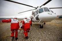 70 نیروی امدادی در قالب 14 تیم در منطقه زلزله زده راور حضور دارند