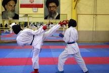 بانوان کاراته کای سیستان و بلوچستان 2 مدال کشوری کسب کردند