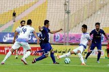 ادامه ناکامی های ملوانان با شکست مقابل استقلال خوزستان
