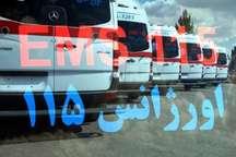مراجعه به اورژانس استان سمنان در نوروز امسال 15 درصد افزایش یافت