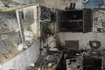 انفجار منزل مسکونی در شیروان یک کشته داشت